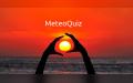 MeteoQuiz: ¿Sabes protegerte del Sol?