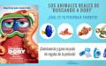 Concurso: Los animales reales de 'Buscando a Dory'