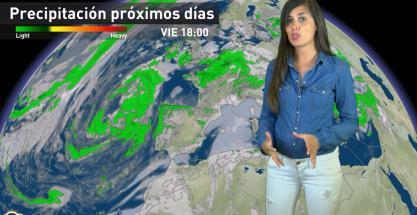 ¿Qué tiempo hará durante esta semana?