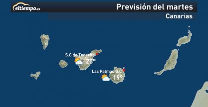 Canarias: la previsión de esta semana
