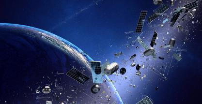 ¡Alerta por el aumento de la basura espacial!